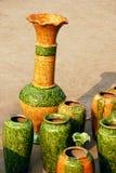 印度的工艺品 库存图片