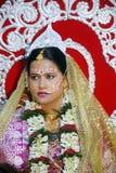 印度的新娘 图库摄影