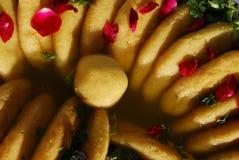从印度的汉字Wada 库存图片