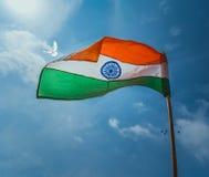 印度的自豪感 免版税图库摄影