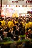 印度的节日 免版税库存图片