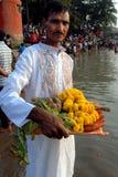 印度的节日 免版税库存照片