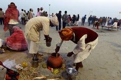 印度的节日 图库摄影