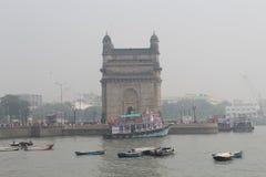 印度的门方式 库存照片