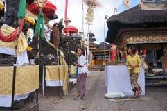 印度祈祷 库存图片