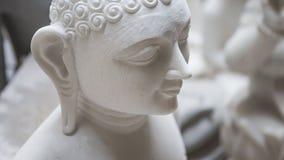 印度神和女神雕象  印度的工艺和艺术 Mur 库存照片