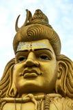 印度神阁下湿婆雕象在斯里兰卡 免版税图库摄影