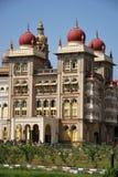 印度迈索尔宫殿 图库摄影