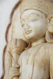 印度雕象 库存图片