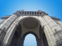 印度,孟买,印度的门户 免版税库存照片