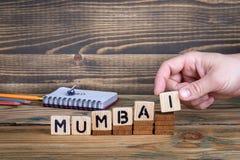 印度,许多数百万人居住的一个城市在巴基斯坦 免版税库存照片