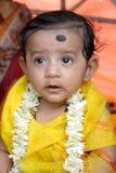 印度仪式 图库摄影