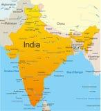 印度 库存例证