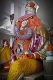 印度Ganesh寺庙 免版税库存照片