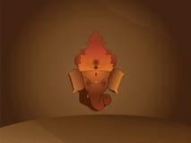 印度ganesh的神 免版税库存图片