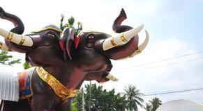 印度ganesha的神 免版税库存图片