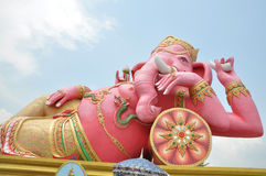 印度ganesha的神 免版税库存照片