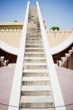 印度Jantar Mantar 免版税库存图片