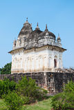印度kama khajuraho sutra寺庙寺庙 免版税库存图片