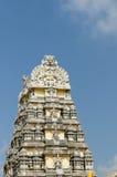印度kamakshiamman寺庙 库存照片