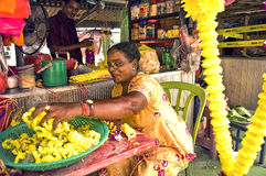 印度klang一点 免版税库存照片