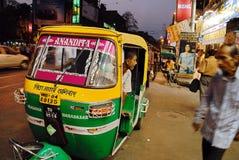 印度kolkata 免版税图库摄影