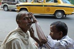 印度kolkata 库存照片
