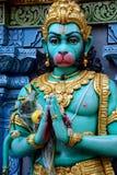 印度krishnan新加坡sri寺庙 库存图片