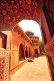 印度mahal taj 免版税图库摄影
