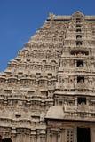 印度nadu shiva泰米尔人寺庙thiruvannamalai 免版税库存照片