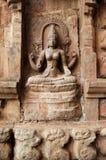 印度rajendracholan南寺庙 免版税库存照片