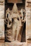 印度rajendracholan南寺庙 库存照片