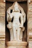 印度rajendracholan南寺庙 免版税图库摄影