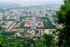 印度shiva寺庙 库存图片