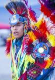 印第安一部族部落战俘Wow 免版税图库摄影