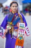 印第安一部族部落战俘Wow 免版税库存照片