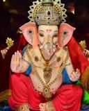 印第安上帝Ganesha 免版税库存图片