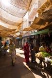 印第安义卖市场入口Jaisalmer堡垒 库存照片