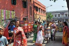 印第安人员 免版税图库摄影