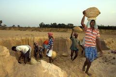 印第安人工 免版税库存图片