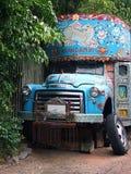 印第安卡车 免版税库存图片