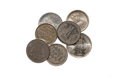 印第安卢比 免版税库存图片