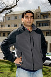 印第安学员年轻人 免版税库存图片