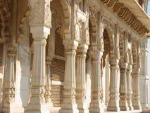 印第安宫殿 免版税库存图片