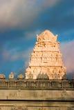 印第安寺庙 免版税库存照片