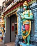 印第安寺庙 免版税图库摄影