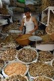 印第安市场 库存图片