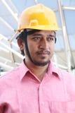 印第安建筑师 免版税库存图片