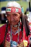 印第安当地人 免版税图库摄影