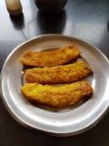 印第安快餐 库存照片